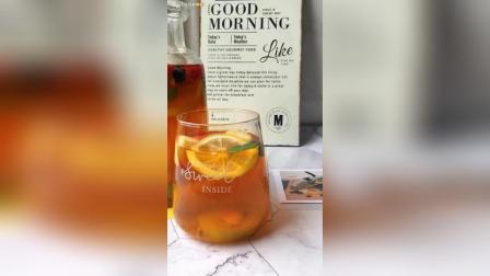 ️清爽酸甜自制水果茶️夏天靠它继命️