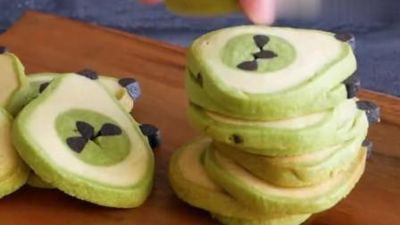 教你自制美味的梨子饼干,过程像做手工糖一样好玩,美味又简单!