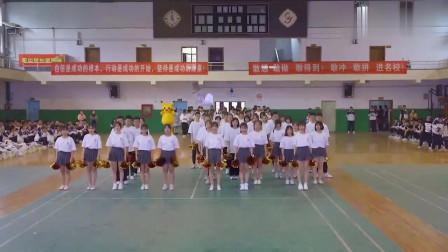 高中生舞蹈比赛,跳出了青春的活力,忍不住多看几遍!