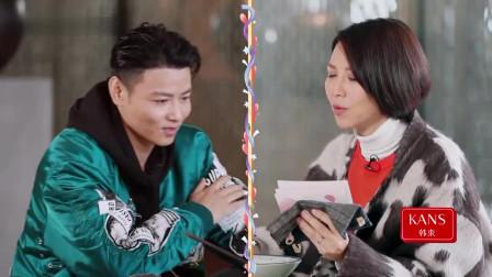 我最爱的女人们:张晋和蔡少芬绝对是来搞笑的!两人完全不在一个频道上