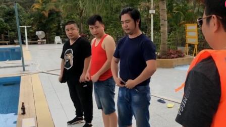 王师虎幽默视频之意景园的偶遇
