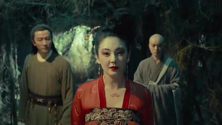 猫妖传:张雨绮这段太美了,一曲霓裳羽衣曲,真是完美再现大唐风采!