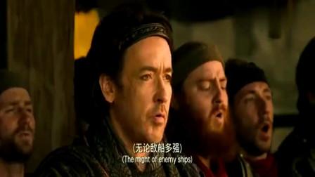 天将雄师:霍安与罗马小王子对唱,两首歌直接让人头皮发麻