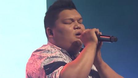 马来西亚小伙演唱《凉凉》,男女声切换自如
