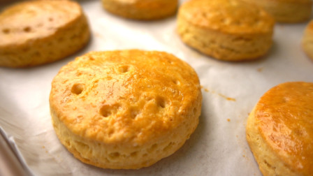 上世纪外脆里软的老式饼干,做起来很简单,就是那个老味道