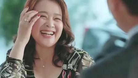 《恋爱先生》丈母娘与靳东的第一次见面,这背景音乐什么鬼