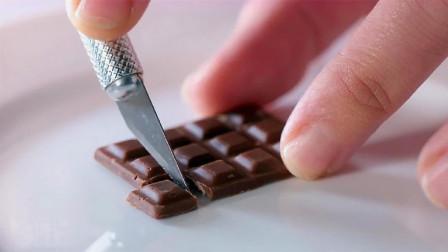 """世界上最""""变态""""的巧克力,拇指大小却没人能吃完,这是怎么回事"""