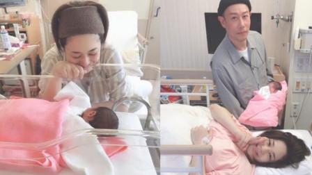 苍井空透露与双胞胎已出院 宝宝体重增长不少