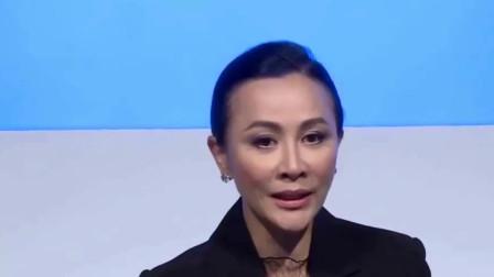 同框比美温碧霞穿着像少女 刘嘉玲霸气如女王