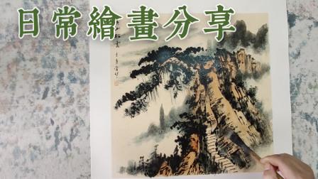 孙爱琴国画丨日常绘画分享(十九)