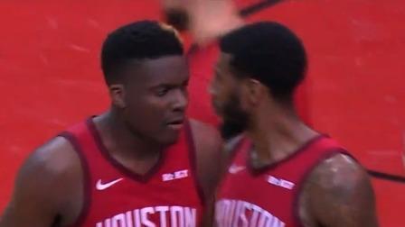 NBA战报 库里连中关键三分 勇士淘汰火箭晋级西决