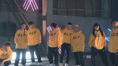 """《这就是街舞》:罗志祥修楼梯战队大跳""""香蕉舞"""",你们觉得他跳得好吗"""