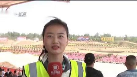 漯河:第六届全国汽车越野职业联赛持续三天  狂拽酷炫——汽车越野开飙了