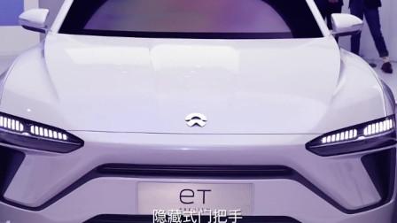 """蔚来新增轿车成员,正真来自""""未来""""的汽车"""