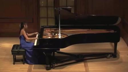 青年演奏家王羽佳钢琴演奏肖邦的《幻想波兰舞曲op.61》