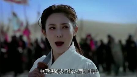 东宫大结局:小枫自刎换取两朝和平,太虐了!