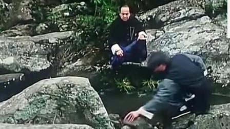 一眉道人:在河中发现蝙蝠尸体,顿感情况不对劲,查找蝙蝠窝的位置