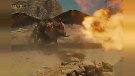 诸神之怒地狱三头怪火烧村庄帕尔修斯能否发挥神力与它一战
