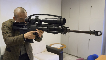 武器大讲堂 2019 枪管后座原理是什么黑科技?让山猫狙击步枪后坐这么低