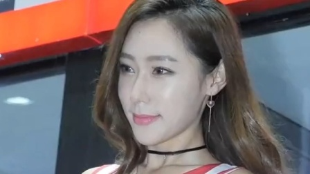 170713-16 2017 首尔汽车沙龙 韩国美女模特 车模 태희(泰熙)(3