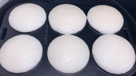 大米发糕不塌不粘的做法,健康无添加比买的好,一锅解决全家早餐