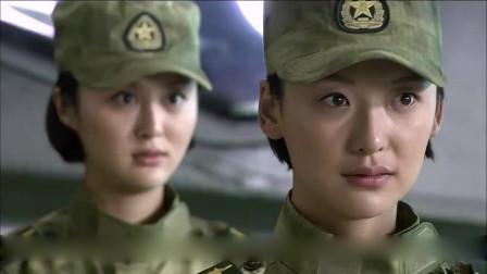 女兵通过最后的考验,光荣成为第一支女特种兵,离开之前戏弄长官