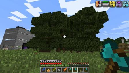 我的世界虚无:快速刷伐木等级的小妙招,超级实用