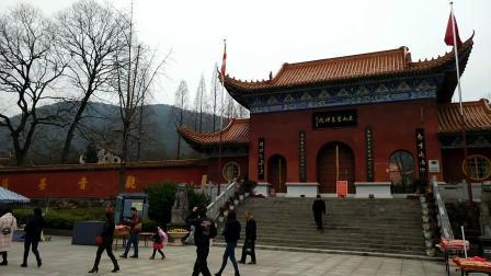 闯王李自成的陵墓所在地:湖南省石门县夹山寺国家森林公园