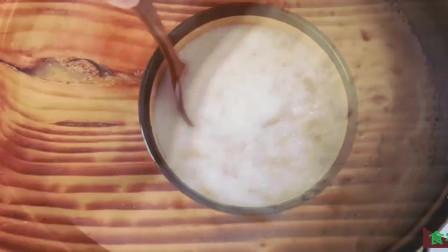 牛奶燕麦粥正确做法, 早餐来一碗, 香气扑鼻, 能量满满!