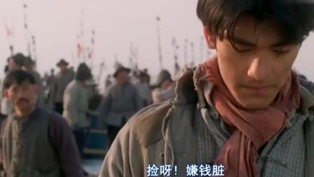 马永贞第一次见谭四,俩人就打起来了,感觉最抢戏的是元华啊