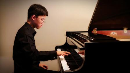 贝多芬-月光奏鸣曲-第一、二乐章