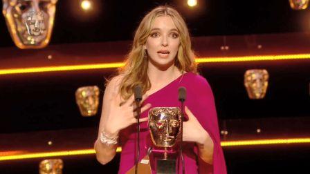 【猴姆独家】《杀死伊芙》小变态Jodie Comer获得2019年BAFTA视后
