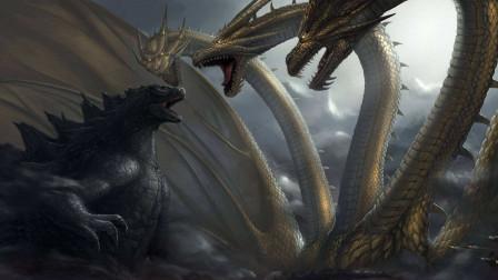 《哥吉拉2:怪兽之王》四大怪兽霸主VS怪兽宇宙世界观介绍