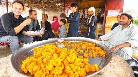吃货深入巴基斯坦北部觅食,邂逅热情的居民和美食!