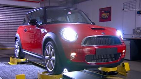 汽车工厂系列--宝马Mini生产制造过程
