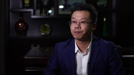 竞武道总经理王强:我们将传统文化 融入到了武术动作之中