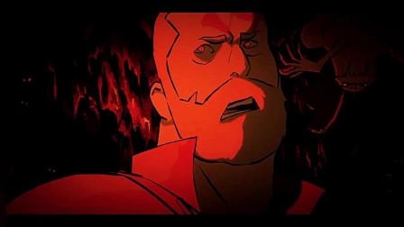 爱 死亡 机器人 :古墓大战吸血鬼 结果好不容易杀死一只没想到逃进了老巢!