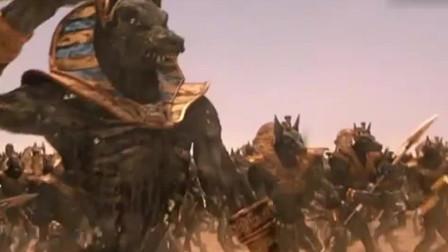 """木乃伊归来:""""黑蝎大帝""""的军队想不到全是狗头人"""