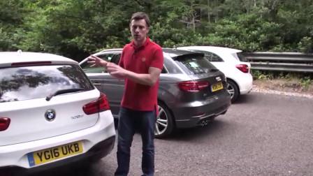 宝马1系、奥迪A3、奔驰A级,入门级豪华车看完视频你会知道怎么选!