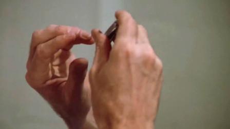 真实改编的罪电影《逃出亚卡拉》,男子用一个指甲剪成功