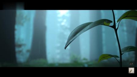 非常暖心的动画短片,机器战士苏醒失忆,被一只小鸟感动