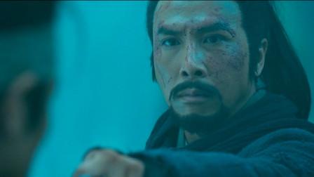 关云长:看关羽箭雨中施展凌波微步,万剑从身边飘过!