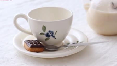 「烘焙教程」教你做下午茶小点心—酥酥脆脆的巧克力焦糖饼干