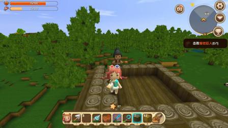 迷你世界:建房子的小妙招,萌新老手都用得上
