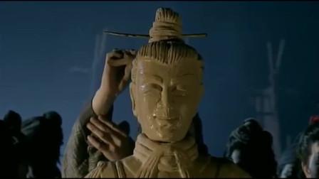 古今大战秦俑情:秦始皇竟把活人泥塑,放进窑里烧成兵马俑