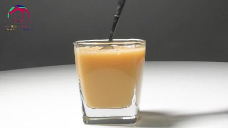 上班族们都爱喝的红茶饮料,制作简单,不到半分钟就能喝到!