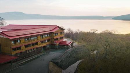花费1.2亿!80位顶级匠人打造的深山酒店,全世界只此一家