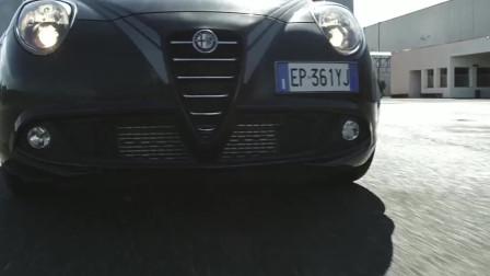 看看外国的阿尔法罗密欧SUV经典宣传片段,会心动吗?
