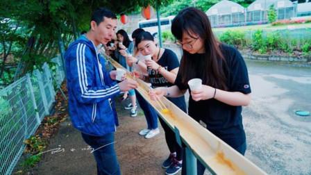 """日本""""最脏""""的网红美食,中国游客忍不住了:这也能下得去口?"""