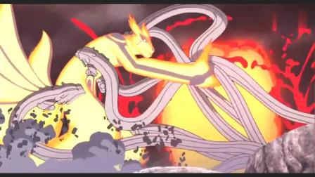 火影忍者:博人传剧场版,鸣佐对战桃式混剪,无缝衔接!
